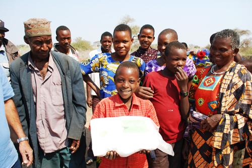 tanzania farmer image