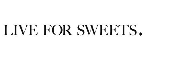 liveforsweets logo