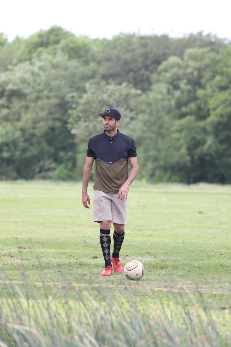 Shields Foot Golf Wear – Direction and Design